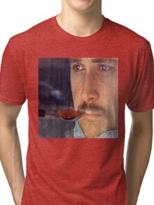 Ryan Gosling Won't Eat His Cereal Tri-blend T-Shirt