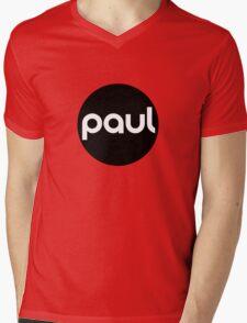Paul Rand  Mens V-Neck T-Shirt
