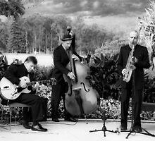 Centennial Park jazz by Alexander Meysztowicz-Howen