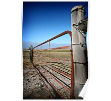 Rusty Gate Poster