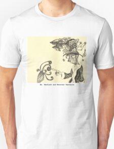 Mr. Mudlark and Monster Tentacle T-Shirt