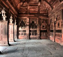 Remains of a glorious past V by Sundar Singh