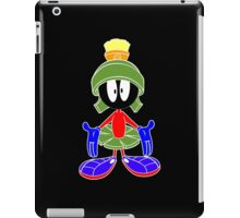 Marvin the martian Funny Geek Nerd iPad Case/Skin