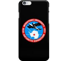 Miskatonic university antarctic expedition Funny Geek Nerd iPhone Case/Skin