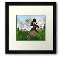 Bumbles ride,1. Framed Print