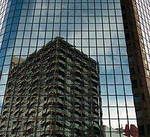 Glass City 2 by Werner Padarin