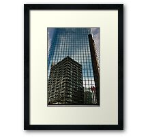 Glass City 2 Framed Print