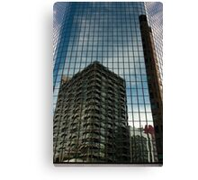 Glass City 2 Canvas Print