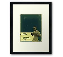 Terry Framed Print