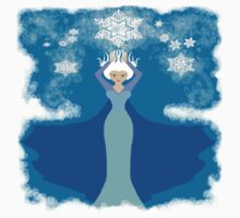 Snow Queen Kids Tee