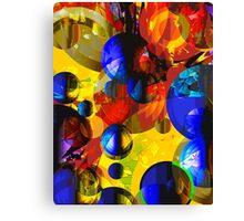 Distorted Chiaroscuro Canvas Print