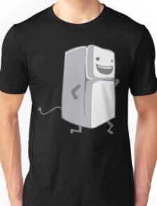 Refrigerator Running Funny Geek Nerd Unisex T-Shirt
