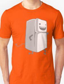 Refrigerator Running Funny Geek Nerd T-Shirt
