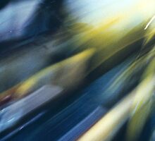 Detail - blur No.3 by Syd Winer