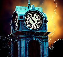 Hell's Timeclock by RC deWinter