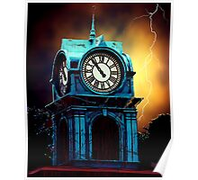 Hell's Timeclock Poster