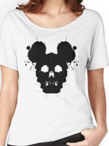 Mickey Maus Women's Relaxed Fit T-Shirt