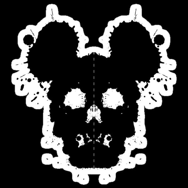 Mickey Maus by nofrillsart