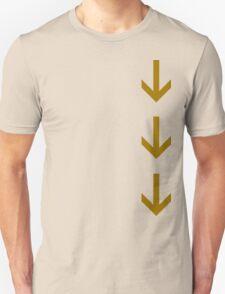 Arrows Down T-Shirt