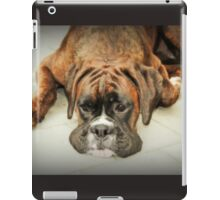 Such Is Life - Boxer Female- iPad Case/Skin