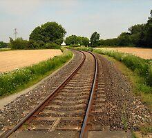 railroad by Ireentje