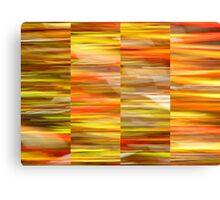 Saffron Canvas Print