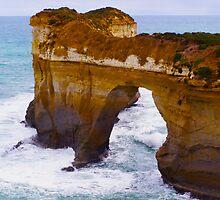 RIP Island Archway by CJPhotos