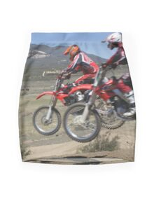 Motocross Racing Action - Two by two - Cahuilla MX California Vet X Racing Series, (1137 Views as of 4-6-2013) Mini Skirt