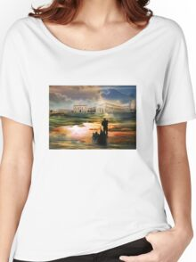 Quadro nel museo del surrealismo Women's Relaxed Fit T-Shirt