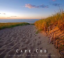 2013 Cape Cod Poster by Christopher Seufert