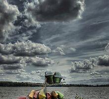 The Canoe Rental by Heather  Waller-Rivet  IPA