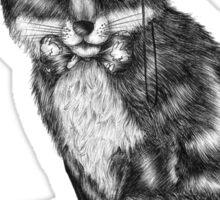 Fancy Animals: Gentleman Fox Sticker