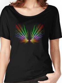 'Angel Wings' Women's Relaxed Fit T-Shirt