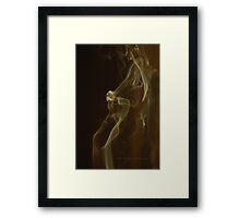 Glancing Up © Vicki Ferrari Framed Print