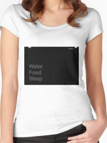 ReCharge 2 Women's Fitted Scoop T-Shirt