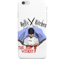Daredevil - The Man Without f iPhone Case/Skin