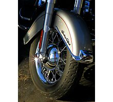 Heritage Softail ~ Part One Photographic Print