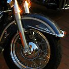 Heritage Softail ~ Part Two by artisandelimage