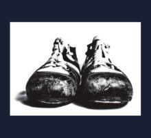 retro footballshoes One Piece - Short Sleeve