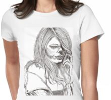 Christy Womens Fitted T-Shirt