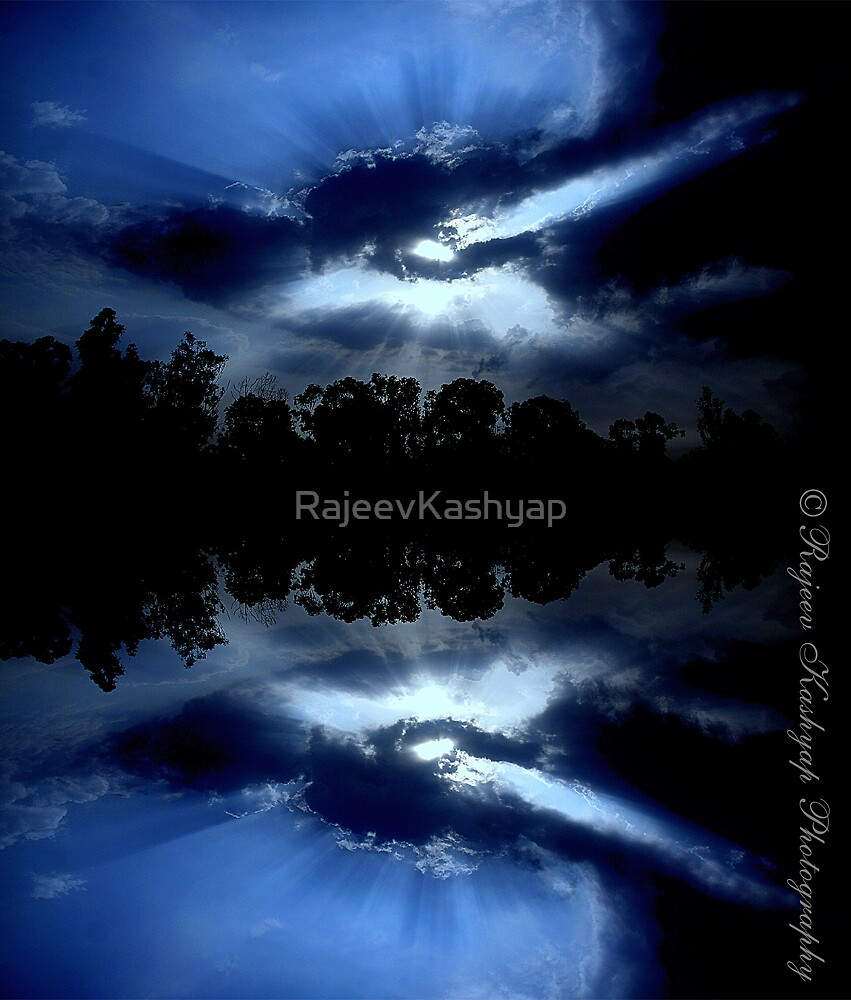 Blue Sky by RajeevKashyap