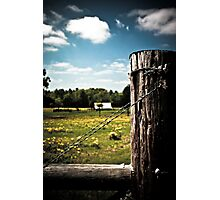 Country Photographic Print