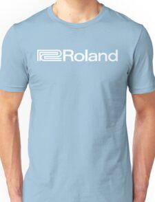 Roland Vintage Funny Geek Nerd Unisex T-Shirt