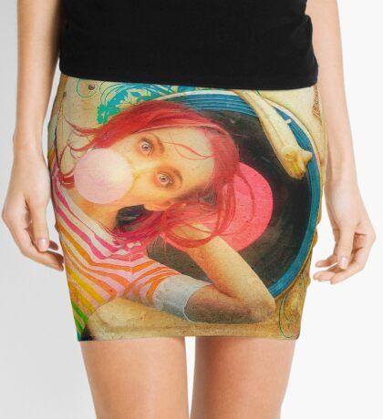 Bubblegum Pop Mini Skirt