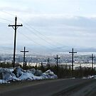 The road to Monchegorsk by 23kurtz