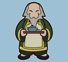 Tea Master Iroh Kids Clothes