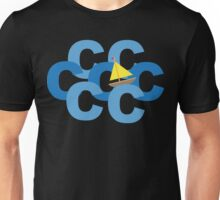 Sail the Seven C's Funny Geek Nerd Unisex T-Shirt