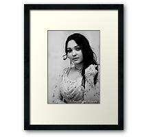 Sonal Framed Print