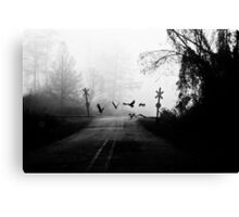 They Prey Canvas Print