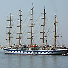 Amalfi Ship by longaray2